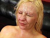 Face Fucking Kylie Smith gets face fucked